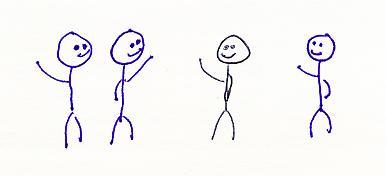 friends | Stuff Stick Figure People Like
